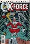 X-Force #117 comic books - cover scans photos X-Force #117 comic books - covers, picture gallery