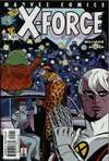 X-Force #121 comic books - cover scans photos X-Force #121 comic books - covers, picture gallery
