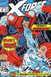 X-Force #10 comic books - cover scans photos X-Force #10 comic books - covers, picture gallery
