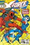 X-Force #11 Comic Books - Covers, Scans, Photos  in X-Force Comic Books - Covers, Scans, Gallery