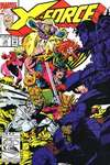 X-Force #14 comic books - cover scans photos X-Force #14 comic books - covers, picture gallery
