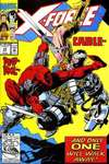 X-Force #15 comic books - cover scans photos X-Force #15 comic books - covers, picture gallery