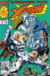 X-Force #18 comic books - cover scans photos X-Force #18 comic books - covers, picture gallery