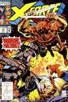 X-Force #21 comic books - cover scans photos X-Force #21 comic books - covers, picture gallery