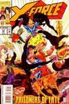 X-Force #24 comic books - cover scans photos X-Force #24 comic books - covers, picture gallery