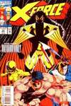 X-Force #26 comic books - cover scans photos X-Force #26 comic books - covers, picture gallery
