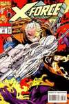 X-Force #28 comic books - cover scans photos X-Force #28 comic books - covers, picture gallery