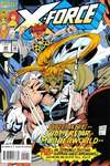 X-Force #29 comic books for sale