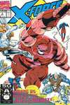 X-Force #3 comic books - cover scans photos X-Force #3 comic books - covers, picture gallery