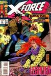 X-Force #31 comic books - cover scans photos X-Force #31 comic books - covers, picture gallery