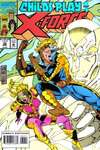 X-Force #32 comic books for sale