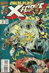 X-Force #33 comic books - cover scans photos X-Force #33 comic books - covers, picture gallery