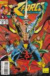 X-Force #36 comic books for sale