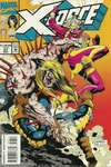X-Force #37 comic books for sale