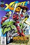 X-Force #40 comic books for sale