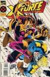 X-Force #41 comic books - cover scans photos X-Force #41 comic books - covers, picture gallery