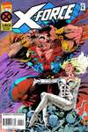X-Force #42 comic books - cover scans photos X-Force #42 comic books - covers, picture gallery
