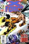X-Force #46 comic books - cover scans photos X-Force #46 comic books - covers, picture gallery