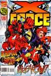 X-Force #47 comic books - cover scans photos X-Force #47 comic books - covers, picture gallery
