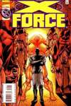 X-Force #49 comic books - cover scans photos X-Force #49 comic books - covers, picture gallery