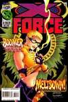 X-Force #51 comic books - cover scans photos X-Force #51 comic books - covers, picture gallery