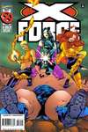 X-Force #52 comic books - cover scans photos X-Force #52 comic books - covers, picture gallery