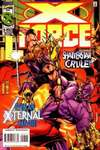 X-Force #53 comic books - cover scans photos X-Force #53 comic books - covers, picture gallery