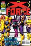 X-Force #54 comic books - cover scans photos X-Force #54 comic books - covers, picture gallery