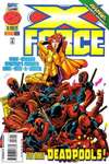 X-Force #56 comic books - cover scans photos X-Force #56 comic books - covers, picture gallery