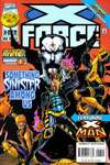 X-Force #57 comic books - cover scans photos X-Force #57 comic books - covers, picture gallery