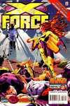 X-Force #58 comic books - cover scans photos X-Force #58 comic books - covers, picture gallery