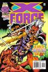 X-Force #59 comic books - cover scans photos X-Force #59 comic books - covers, picture gallery
