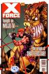 X-Force #60 comic books - cover scans photos X-Force #60 comic books - covers, picture gallery
