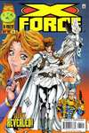 X-Force #61 comic books - cover scans photos X-Force #61 comic books - covers, picture gallery