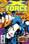 X-Force #62 comic books for sale