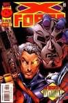X-Force #63 comic books - cover scans photos X-Force #63 comic books - covers, picture gallery