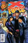 X-Force #65 comic books - cover scans photos X-Force #65 comic books - covers, picture gallery