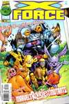 X-Force #66 comic books - cover scans photos X-Force #66 comic books - covers, picture gallery