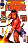 X-Force #67 comic books - cover scans photos X-Force #67 comic books - covers, picture gallery