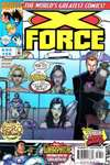 X-Force #68 comic books - cover scans photos X-Force #68 comic books - covers, picture gallery