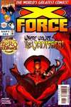 X-Force #69 comic books - cover scans photos X-Force #69 comic books - covers, picture gallery