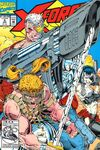 X-Force #9 comic books - cover scans photos X-Force #9 comic books - covers, picture gallery