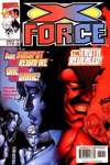 X-Force #79 comic books - cover scans photos X-Force #79 comic books - covers, picture gallery