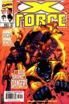 X-Force #82 comic books - cover scans photos X-Force #82 comic books - covers, picture gallery