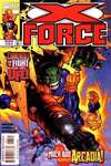 X-Force #83 comic books - cover scans photos X-Force #83 comic books - covers, picture gallery