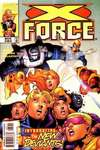X-Force #84 comic books - cover scans photos X-Force #84 comic books - covers, picture gallery