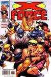X-Force #86 comic books - cover scans photos X-Force #86 comic books - covers, picture gallery