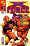 X-Force #90 comic books - cover scans photos X-Force #90 comic books - covers, picture gallery