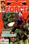 X-Force #92 comic books - cover scans photos X-Force #92 comic books - covers, picture gallery