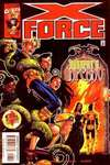 X-Force #98 comic books - cover scans photos X-Force #98 comic books - covers, picture gallery